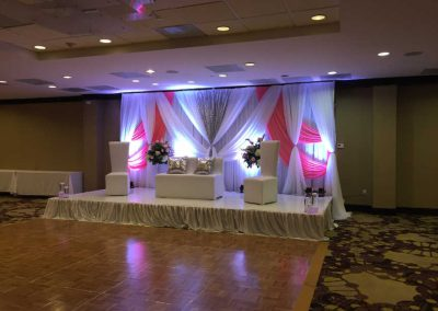 South Asian Wedding at Crowne Plaza The Galleria