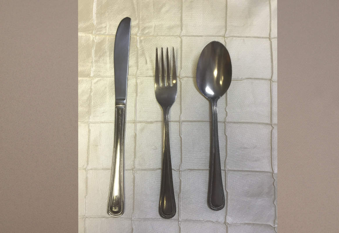Item 1 Silverware Place Setting Image