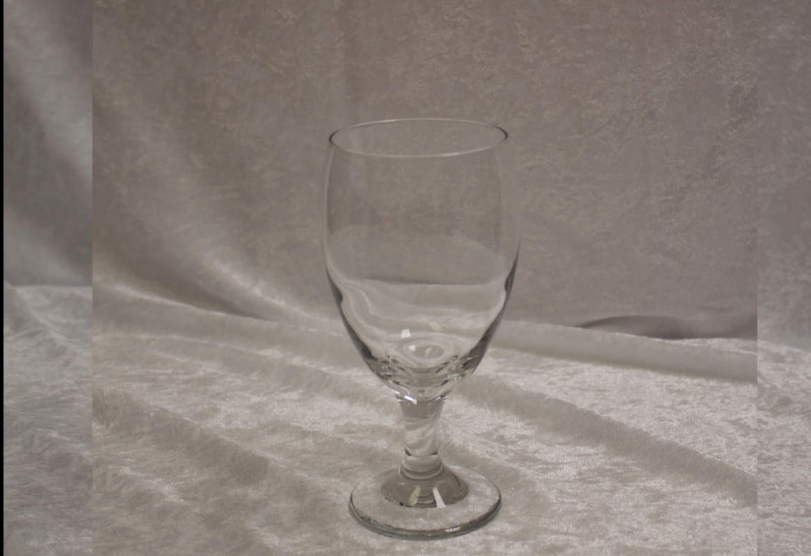 Item 2 Glassware Place Setting Image