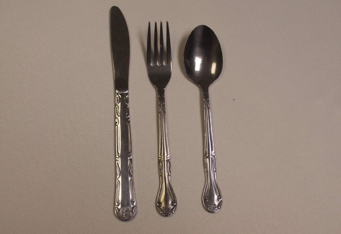 Item 2 Silverware Place Setting Image
