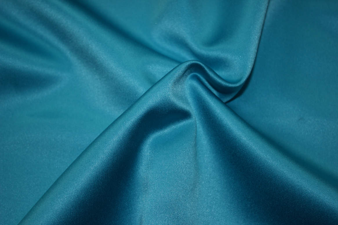 Aqua Double Sided Satin Napkins Image