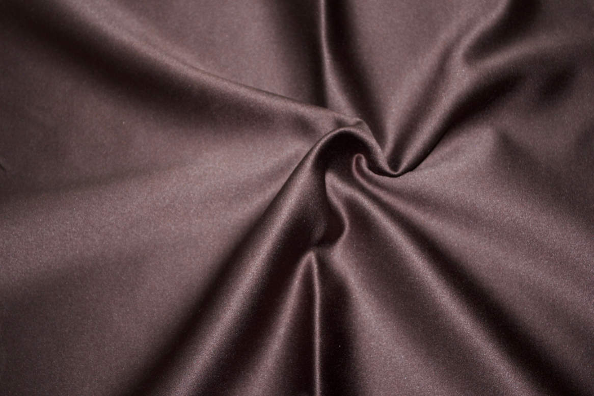 Brown Double Sided Satin Napkins Image