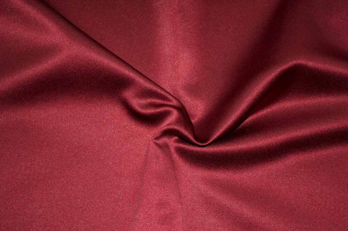 Burgundy Double Sided Satin Napkins Image