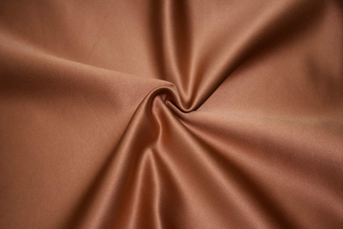 Cinnamon Double Sided Satin Napkins Image