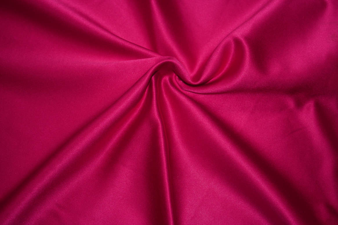 Fuchsia Double Sided Satin Napkins Image