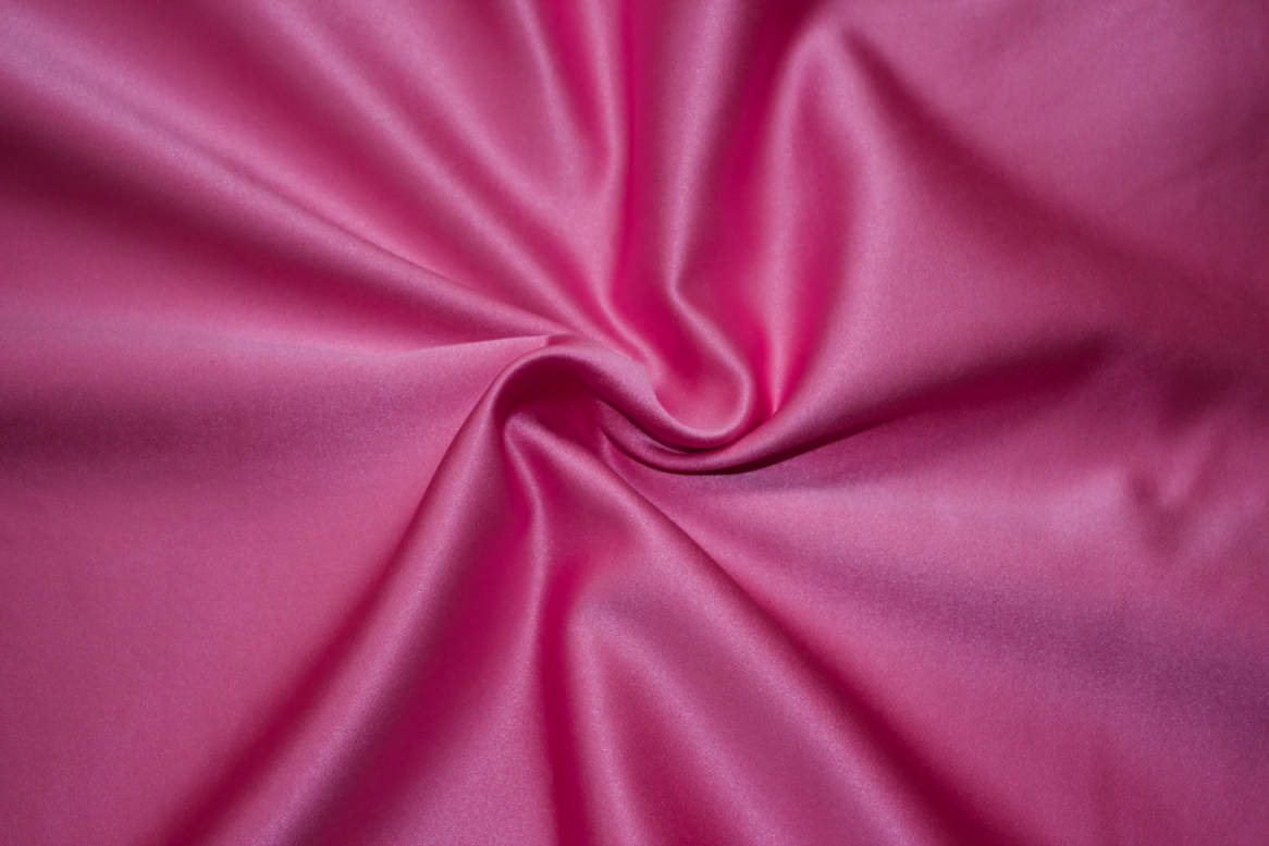 Hot Pink Double Sided Satin Napkins Image