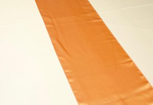 Orange-Satin-Runner