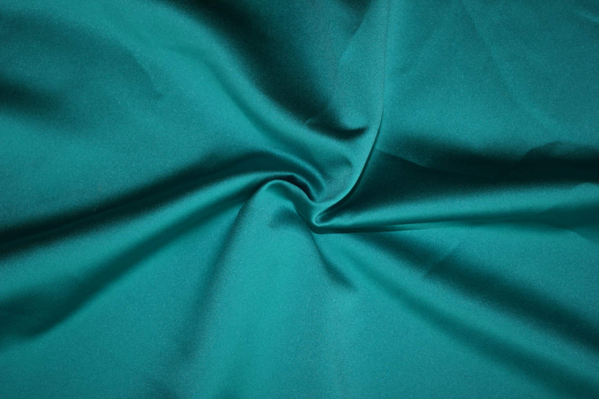 Teal Green Double Sided Satin Napkins Image