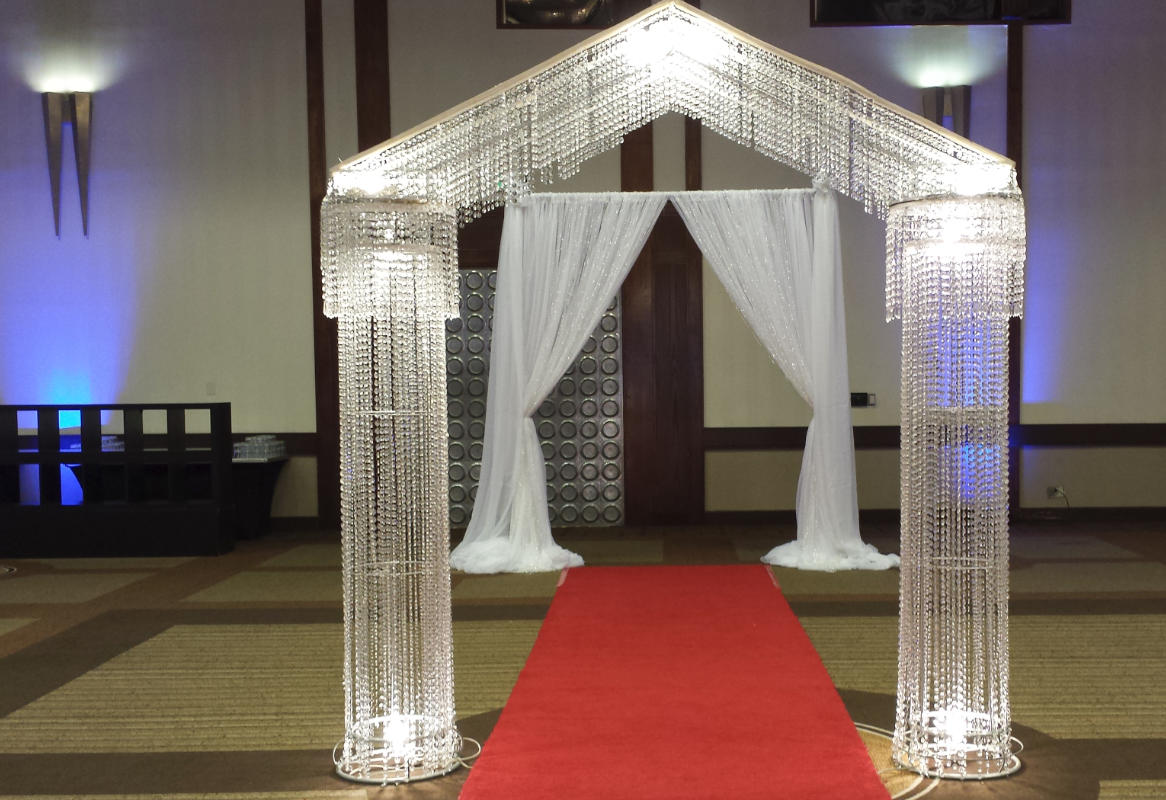 Crystal Entrance Arch Image