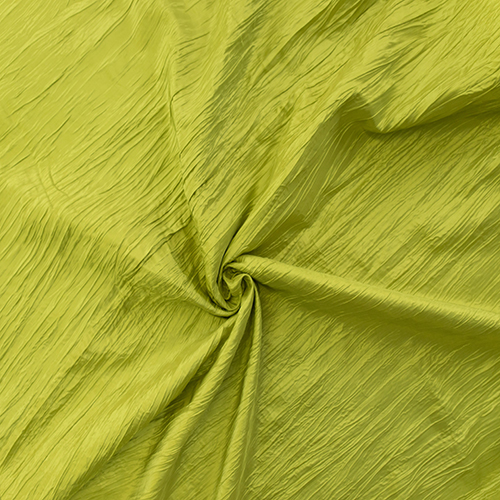 Avocado Crushed Taffeta Solid Collection Table Cloth Image