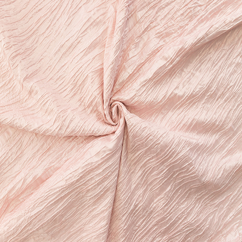 Blush Crushed Taffeta Image