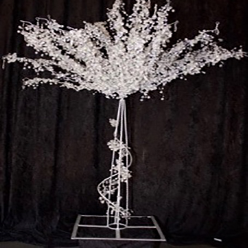 4 ft Crystal Tree Image