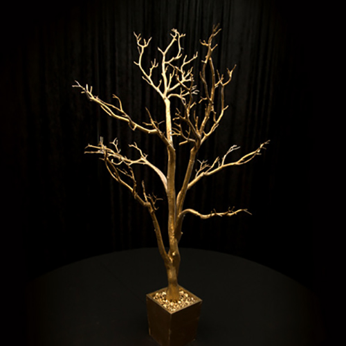"4 ft Gold Manzanita Tree"" Image"