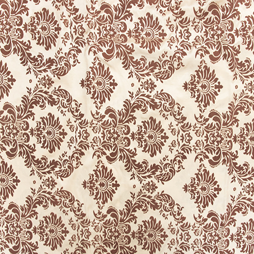 Champagne Damask Solid Collection Table Cloth Image