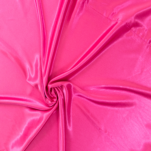 Fuchsia Satin Solid Collection Table Cloth Image