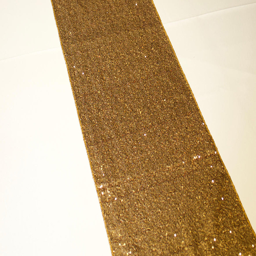 Gold Sequin Runner Image