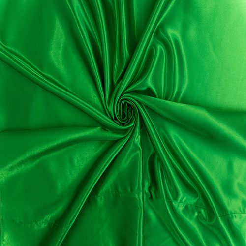 Kelly Green Satin Image
