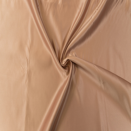 Khaki Satin Solid Collection Table Cloth Image