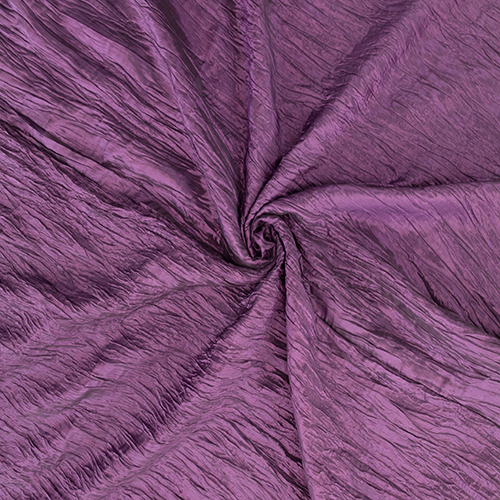 Lite Plum Crushed Taffeta Solid Collection Table Cloth Image