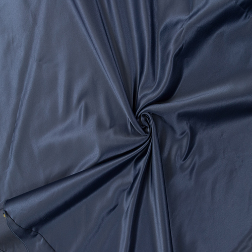Navy Satin Solid Collection Table Cloth Image