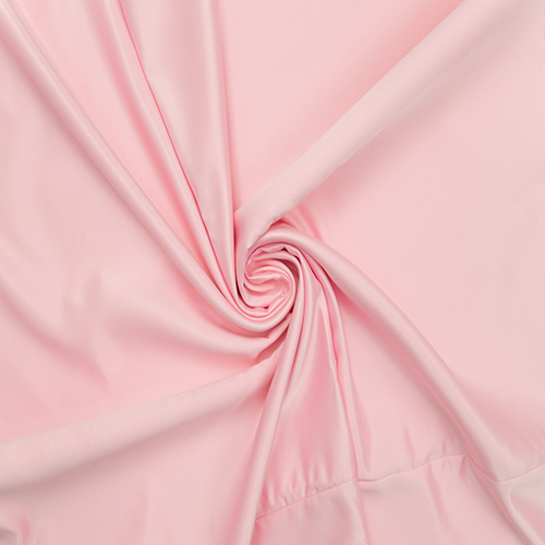 Pink Satin Solid Overlay Image
