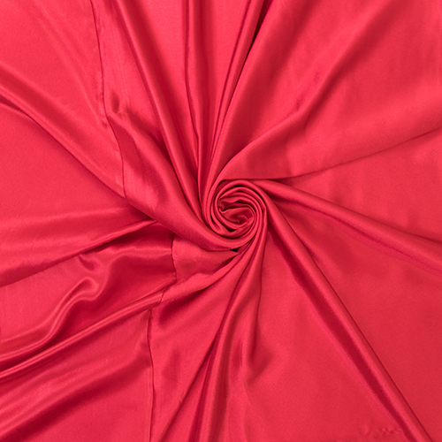 Red Galaxy Crushed Solid Collection Table Cloth Image