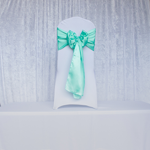 Mermaid Satin Sash Image