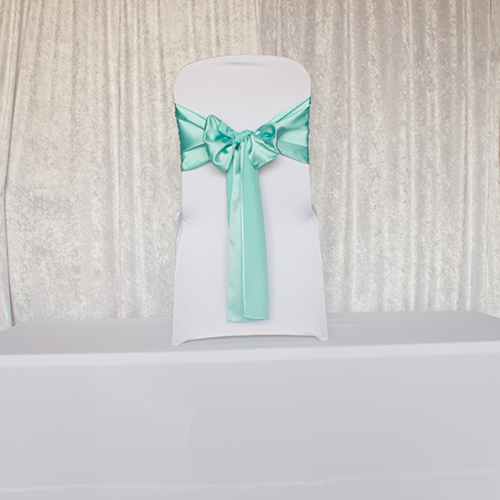 Tiffany Satin Sash Image