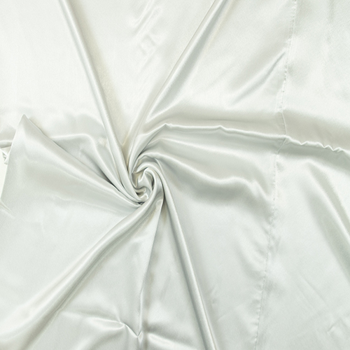Silver Double Sided Satin Napkins Image