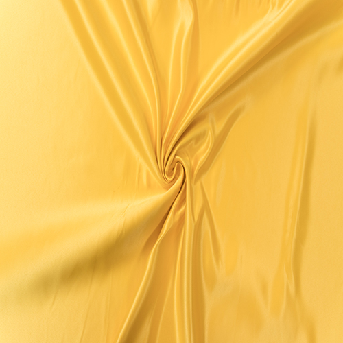 Yellow Satin Solid Collection Table Cloth Image