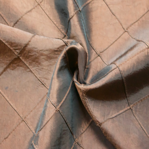 Brown Pintuck Double Sided Napkins Image