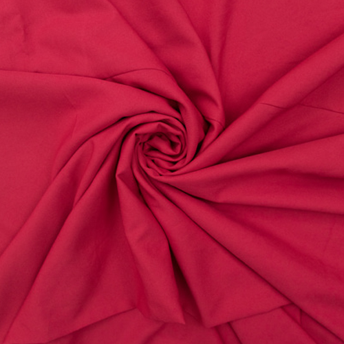 Cranberrry Polyester Solid Collection Table Cloth Image