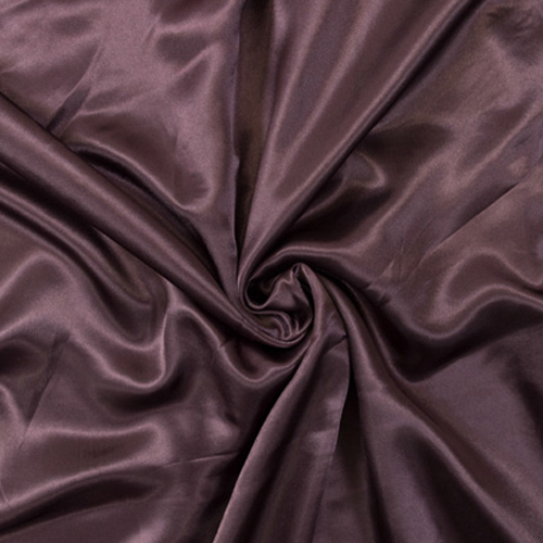 Dark Plum Satin Image