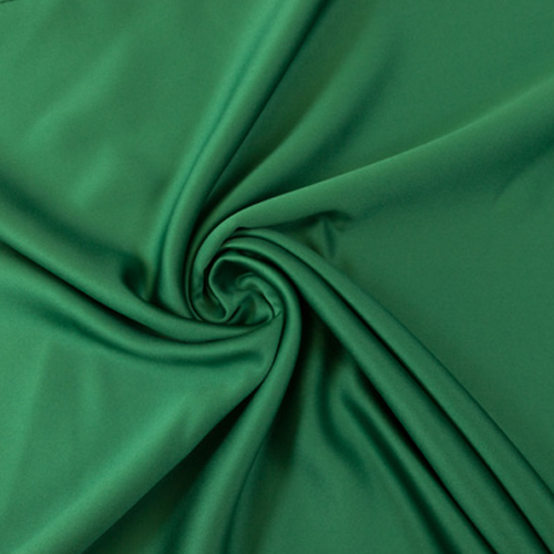 Emerald Green Satin Image