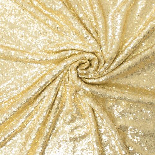Light Gold Glitz Sequin Image