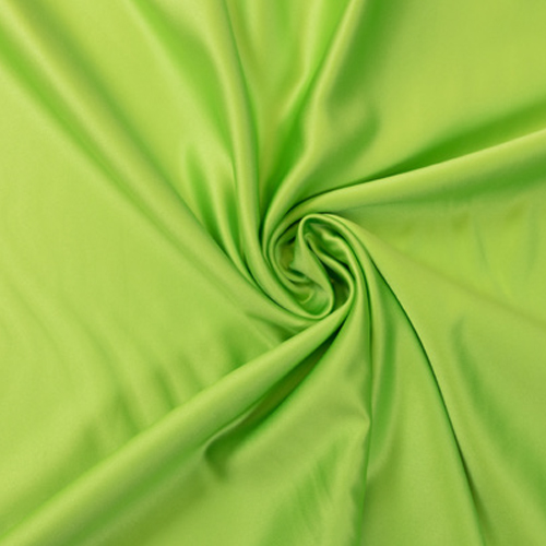 Lime Green Satin Image