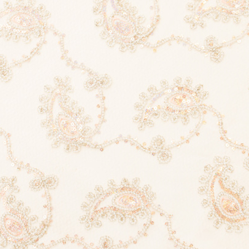 Paisley Champagne Specialty Overlay Image