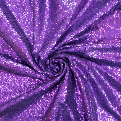 Purple Glitz Sequin Image