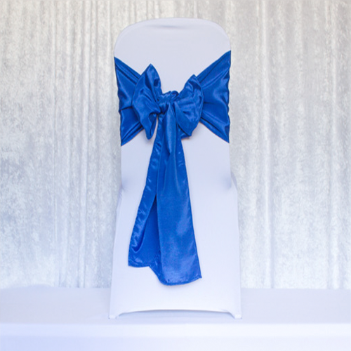 Royal Blue Bengaline Sash Image