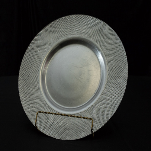 Silver Glass Image