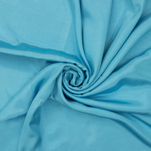 Turquoise Bengaline Solid Collection Table Cloth Image