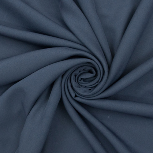 Navy Polyester Solid Collection Table Cloth Image