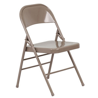 Metal Folding Chair Image