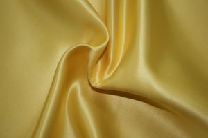 Canary-Yellow-Satin-Napkins
