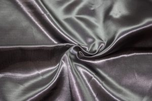 Charcoal Double Sided Satin Napkins