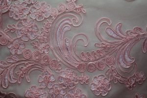 Venti Lace Pink Specialty Overlay